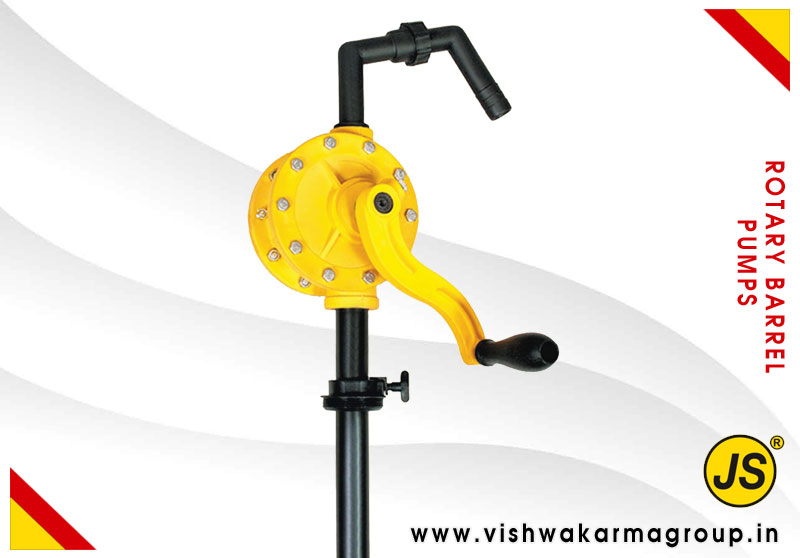 Rotary Barrel Pumps Rotatory Barrel Pumps Oil Lubricating Equipments Lubrication Components manufacturers exporters in India Punjab Ludhiana